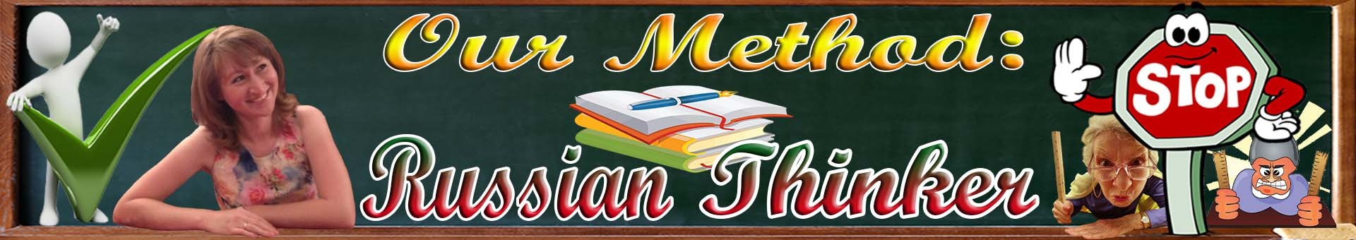 Our Method Russian Thinker - Our Method