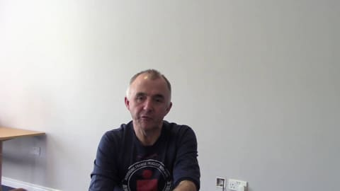 Barry Phillips Northern Ireland about Russian tutor Anastasia - Lessons with Anastasia
