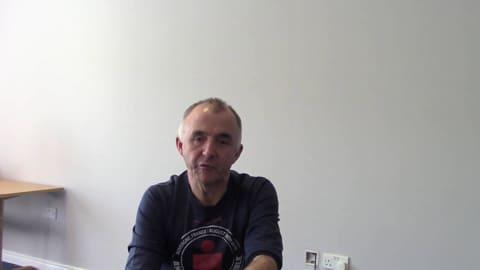 Barry Phillips Northern Ireland about Russian tutor Anastasia - Lessons with Anastasia - [Lingua Vita]