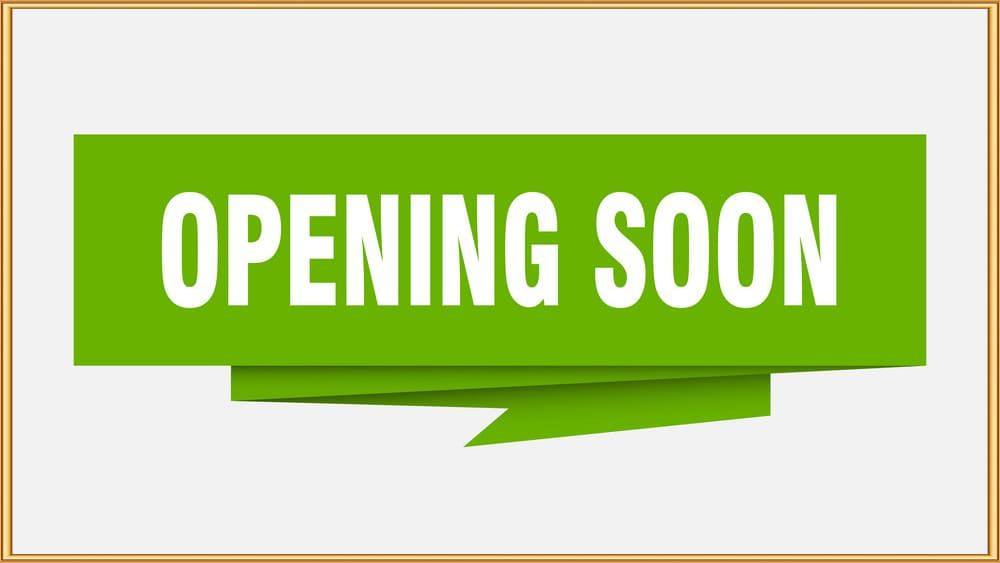 Opening soon - On The Board